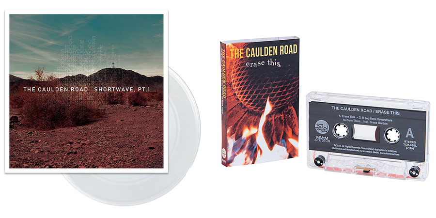 The Caulden Road - Physical Media