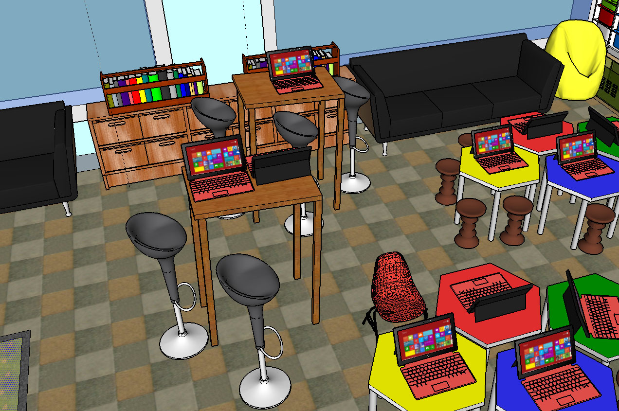 Challengeslay ahead Designing a 21st Century Classroom