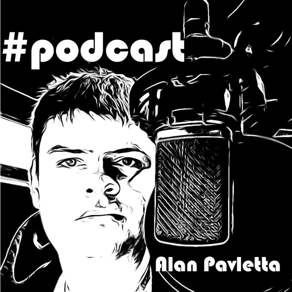 Alan Pavletta Podcast logo v2