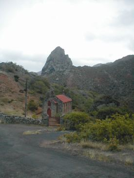 Sandy Bay Church