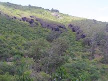 """Dampier's valley - did the """"drip"""" come from here"""