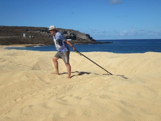 The easy way to rake