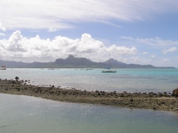 Mauritius - a typical image