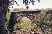 Bridge over to Zambia
