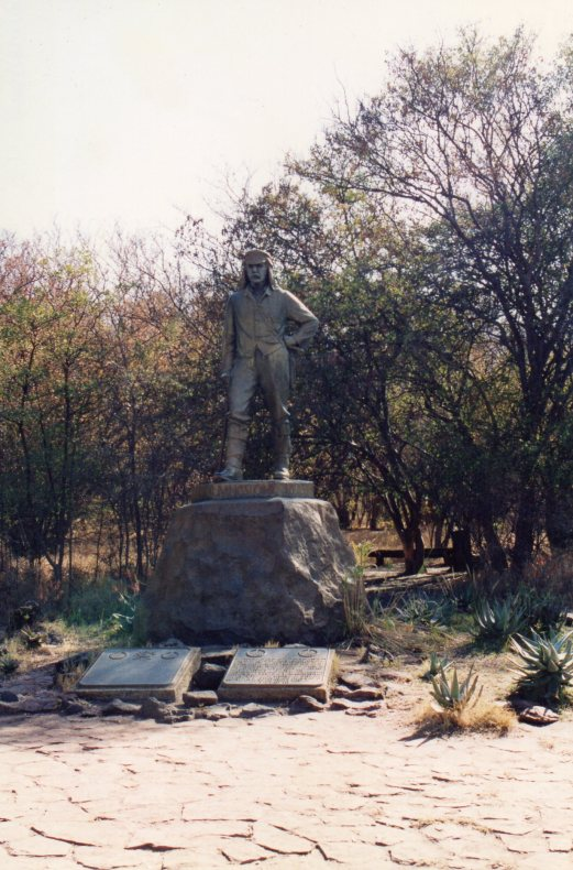 David Livingstone Statue