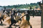 Vigorous Dance Routine