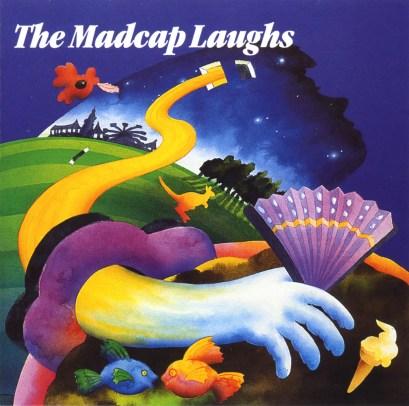Syd Barrett Box Set - 'The Madcap Laughs' CD Cover
