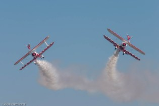 Aerosuperbatics, Team Guinot Wing Walkers, Boeing-Stearman PT17