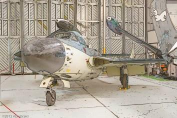 de Havilland DH 112 Sea Venom FAW 21; FAA