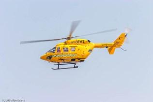 East Anglian Air Ambulance, Eurocopter MBB-BK 117 C-1