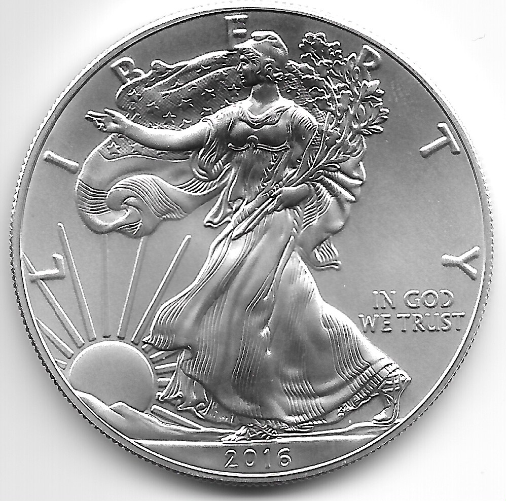 1947 Walking Liberty Half Dollar Gold
