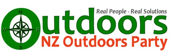 NZ Outdoors Party Logo
