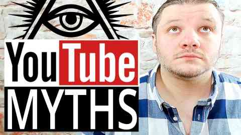 5 YouTube Myths - YouTube Secrets That Stop You Growing On YouTube?