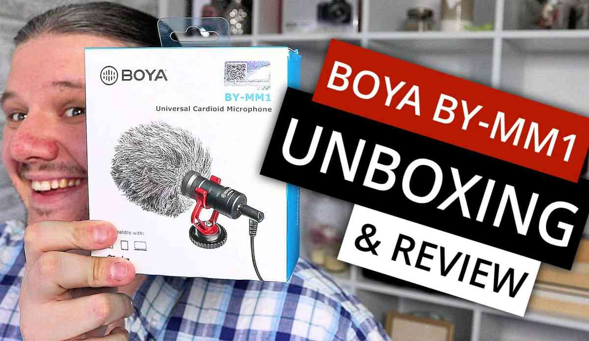 Boya BY-MM1 Microphone Review and Unboxing - BEST BUDGET MINI SHOTGUN MICROPHONE?, alan spicer,boya by-mm1,boya by mm1,boya by-mm1 review,best shotgun microphone,shotgun microphone,micro shotgun mic,boya microphone,boya microphone review,boya mic,boya by-mm1 unboxing,mini shotgun mic,shotgun mic,mini shotgun microphone,budget microphone,mini shotgun mic review,boya by-mm1 video microphone,boya by-mm1 test,review mic boya by mm1,boya by-mm1 universal cardiod shotgun microphone review,small shotgun mic,best small shotgun mic,boya,asyt