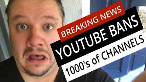 Youtube bans thousands of channels,youtube to close channels,youtube closes channels,youtube closes hate speech channels,conspiracy theories,conspiracy theory,conspiracy theorists,investigative journalism,hate speech,youtube news,breaking news,news,youtbube policy,youtube policy changes 2019,youtube policy change,youtube channel policy 2019,youtube bans channels,youtube ban channels,youtube blog,youtube news blog,youtube channel bans,channel bans,banned