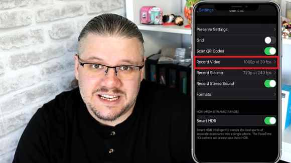 How To Record 4K 60 FPS Video on Your Mobile (iPhone & iOS Devices)