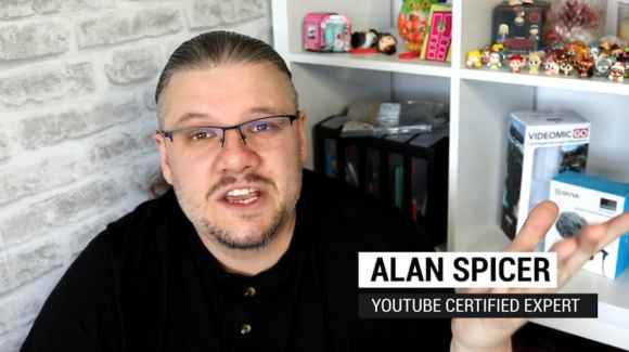 Alan Spicer - YouTube Certified Expert
