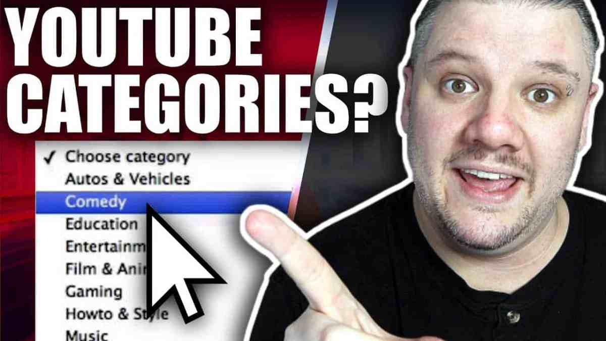 What Are YouTube Categories? [Do They Matter?] 1