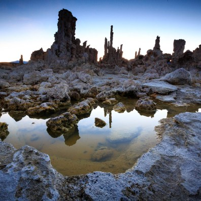 Tufa Sunset II – Mono Lake, CA