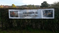 UK Fungus Day, 12th October 2014