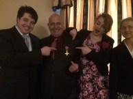 Proud Alan, proud family