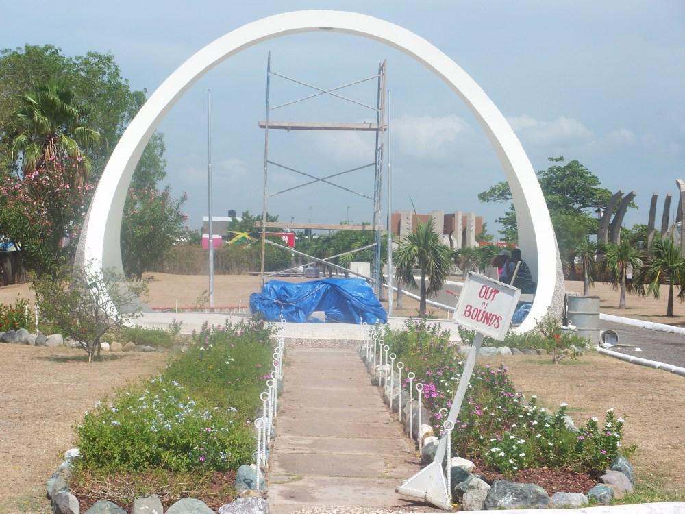 Jamaica's Park for NationalHeroes (2/6)