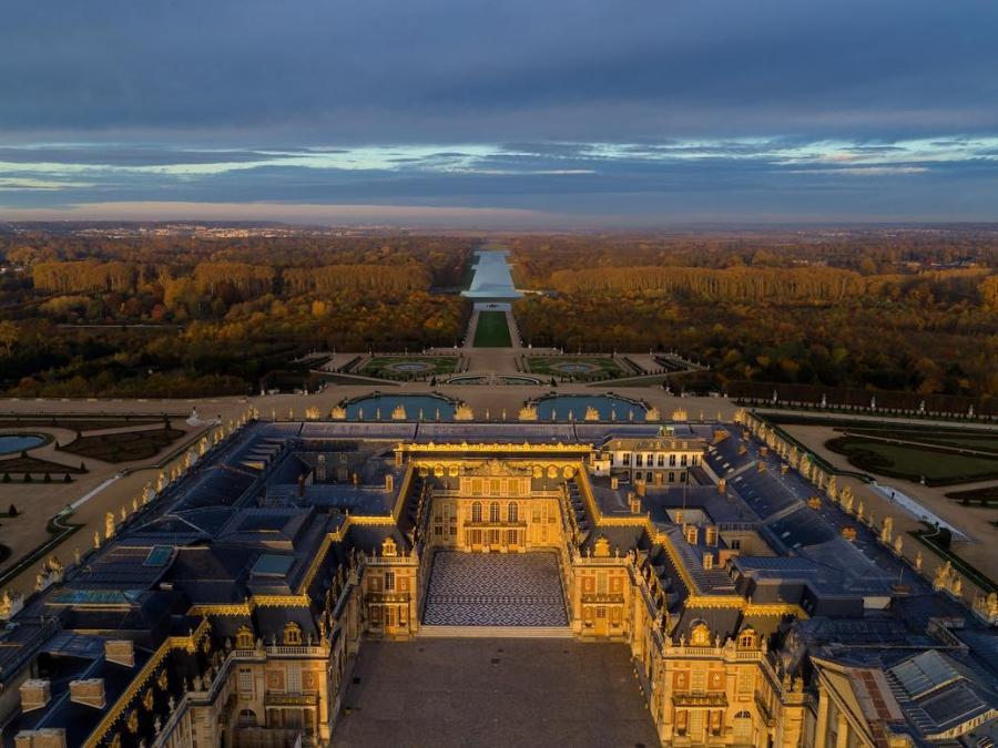 Consejos para visitar el Palacio de Versalles  Alan x el