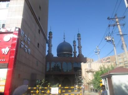 Mosque, Urumqi