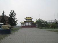 Gate, Ivolginsky Datsan