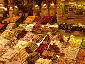 Turkse bazaar