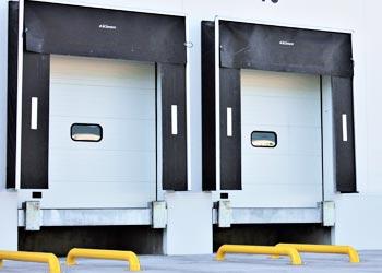 abrigos aislantes para muelles de carga