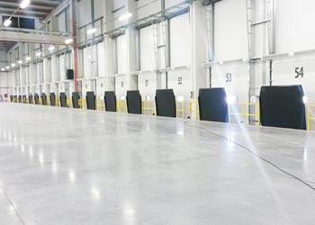 loading docks installation