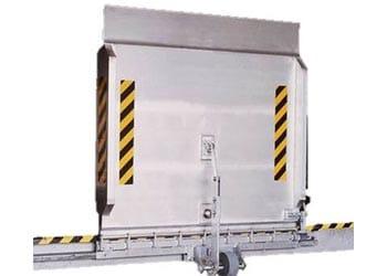 pasarelas de carga de aluminio