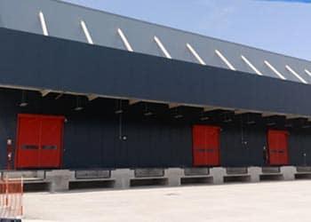 puertas industriales instalación