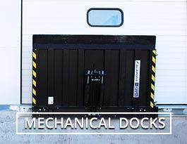 mechanical dock levellers