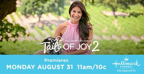 Alaqua Animal Refuge to be Featured on Hallmark Channel's Tails of Joy 2 Debuting Aug. 31
