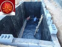 شركة كشف تسربات المياه بالرياض كشف تسربات المياه واصلاح تسربات المياه في الخزانات وحل مشكلة استهلاك المياه وعزل الخزان