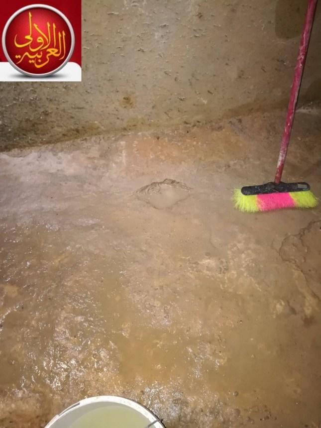اهمية عملية تنظيف الخزان تحميك من تسربات الخزانات