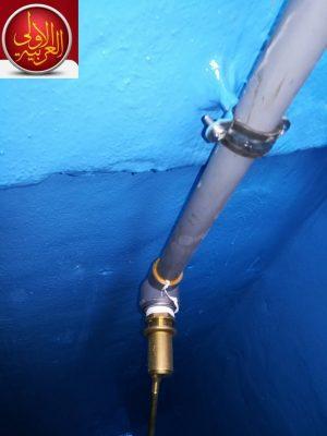 اهمية العزل المائي ل تسربات الخزانات بجدة