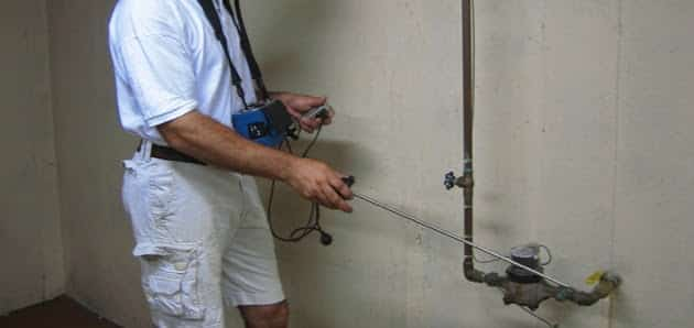 شركة كشف تسربات المياه بحي الروابي