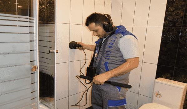 شركة كشف تسربات المياه بحي القادسيه