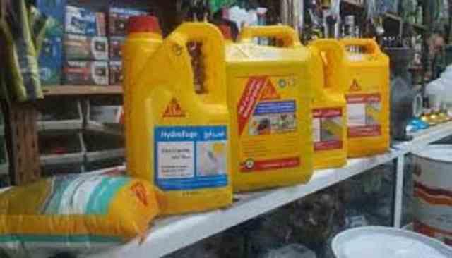 فائدة استخدام مادة السيكا في صبة ارضية خزانات المياة