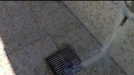 معالجة تسرب السقف علاج تسرب السطح