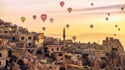 المسافرون العرب - السياحة في تركيا - كابادوكيا (1)