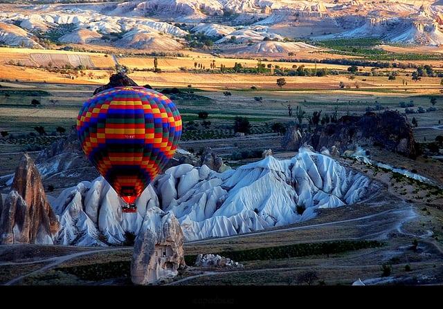 المسافرون العرب - السياحة في تركيا - كابادوكيا (2)