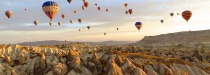 المسافرون العرب - السياحة في تركيا - كابادوكيا (5)