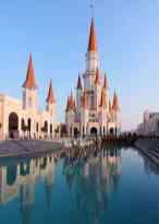 منتجع ارض الاساطير- السياحة في تركيا - المسافرون العرب (10)