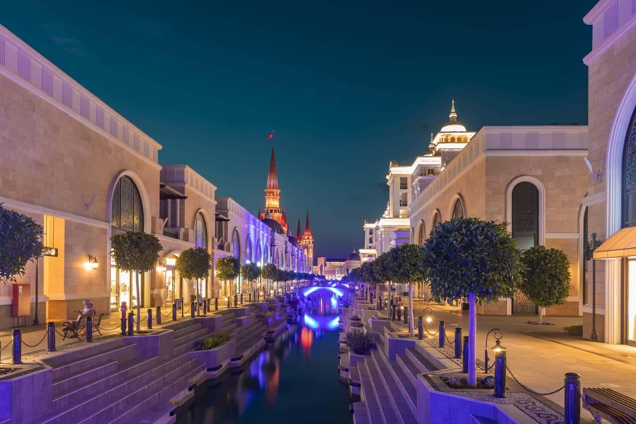 منتجع ارض الاساطير- السياحة في تركيا - المسافرون العرب (11)