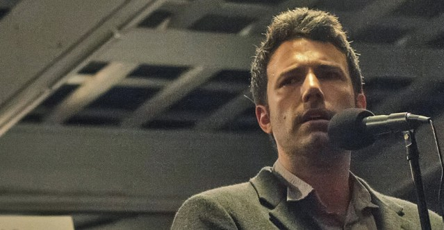 Ben Affleck dans Gone Girl