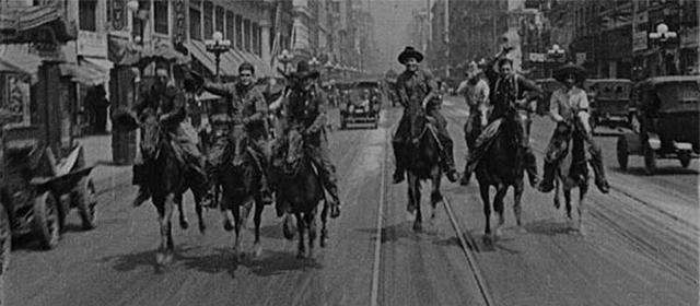 A l'assaut du boulevard (1917)